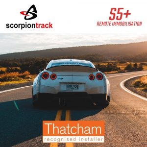Scorpion Track S5+ Remote Immobilisation Car