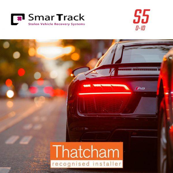 SmarTrack S5 D-iD Car Tracker