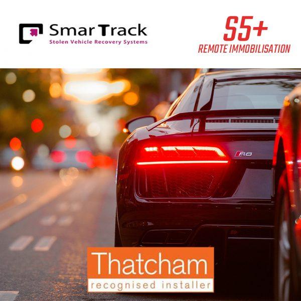 SmarTrack S5+ Remote Immobilisation Car Tracker