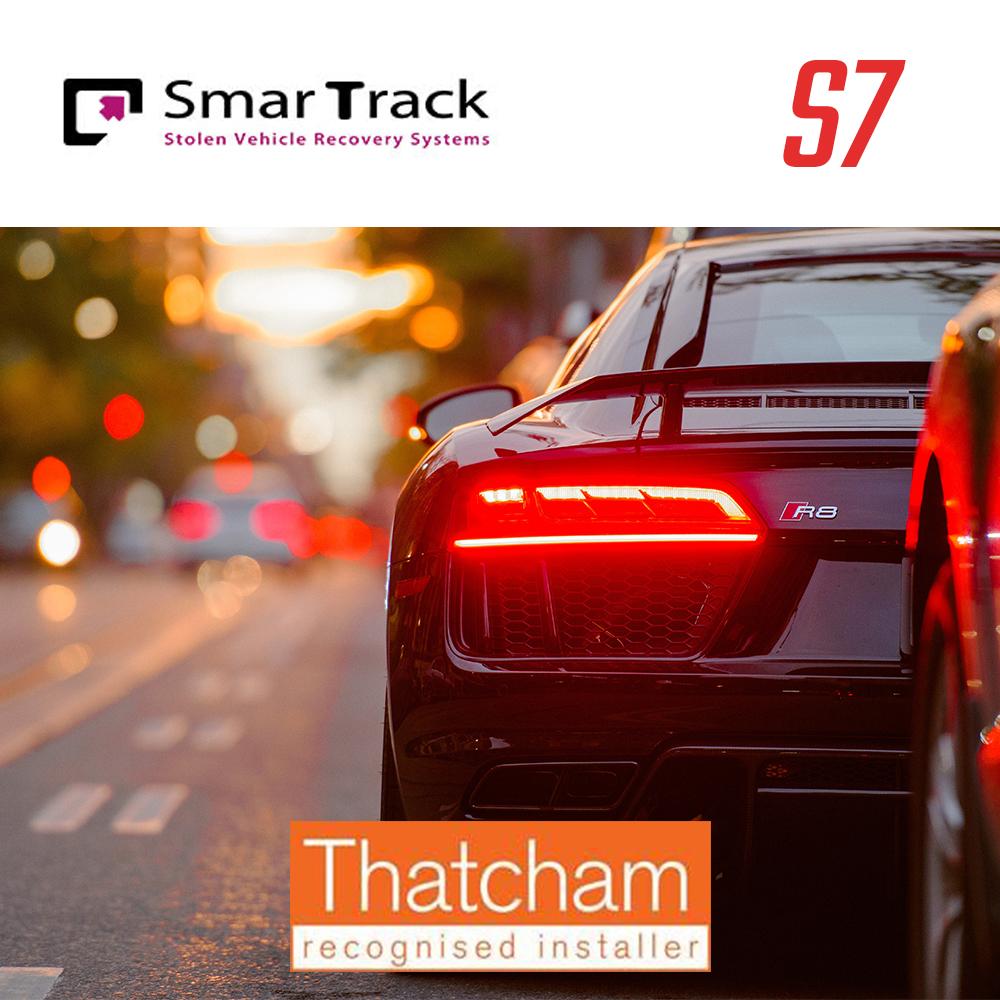 SmarTrack S7 Car Tracker