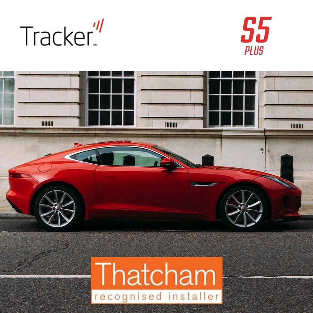 Tracker S5 Plus Car Tracker