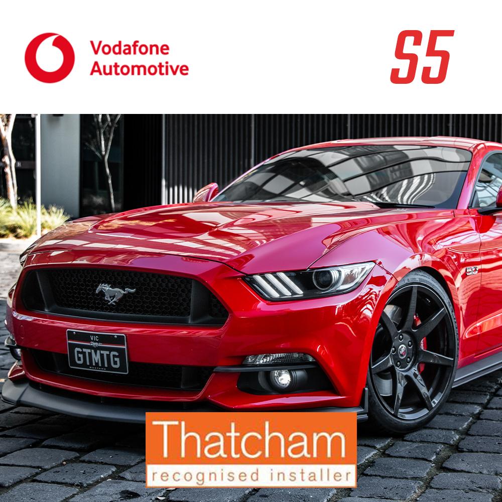 Vodafone S5 Car Tracker