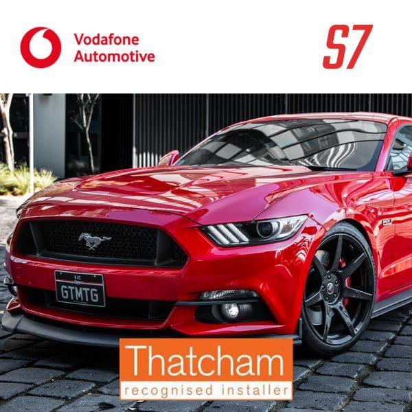 Vodafone S7 Car Tracker