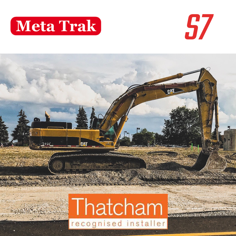 Meta Track S7 Plant Machinery Tracker