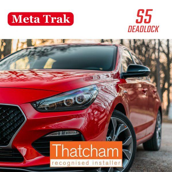 Meta Trak S5 Deadlock Car Tracker