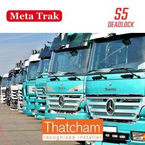 Meta Trak S5 Deadlock Lorry Van Tracker