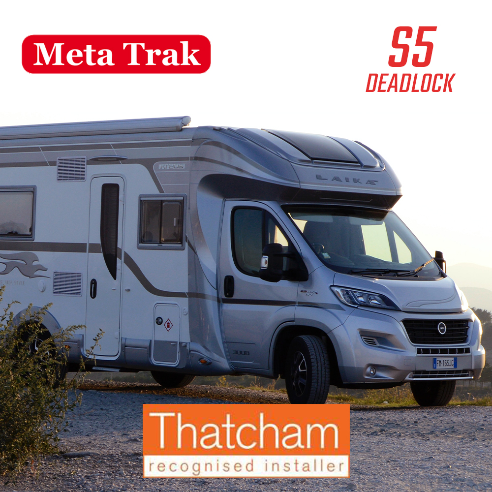 Meta Trak S5 Deadlock Motorhome Tracker