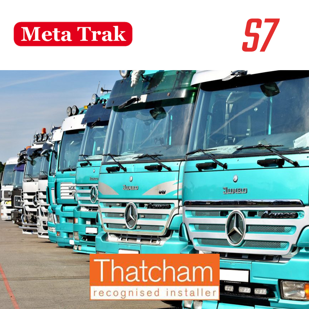 Meta Trak S7 Lorry Van Tracker