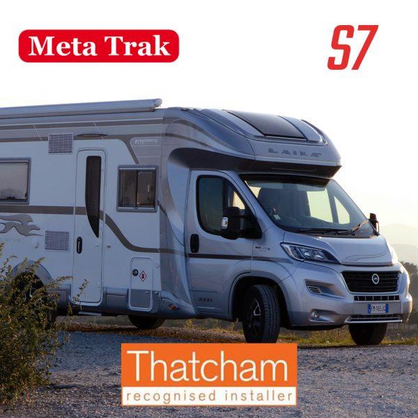 Meta Trak S7 Motorhome Tracker