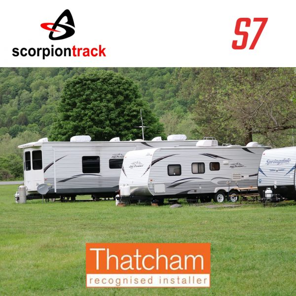 Scorpian Track S7 Caravan tracker