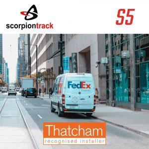 Scorpion Track S5 Lorry Van Tracker