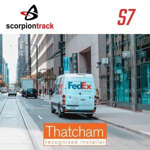 Scorpion Track S7 Lorry Van Tracker