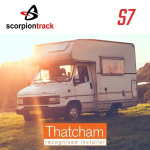 Scorpion Track S7 Motorhome Tracker