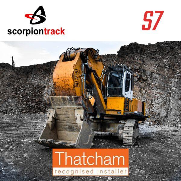 Scorpion Track S7 Plant Machinery Tracker