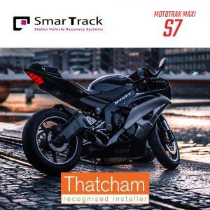 SmarTrack MotoTrak Maxi S7 Tracker
