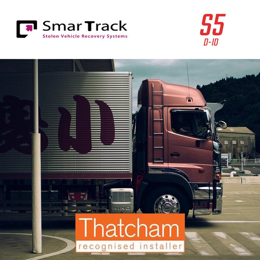 SmarTrack S5 D-iD Lorry Van Tracker