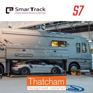 SmarTrack S7 Motorhome Tracker