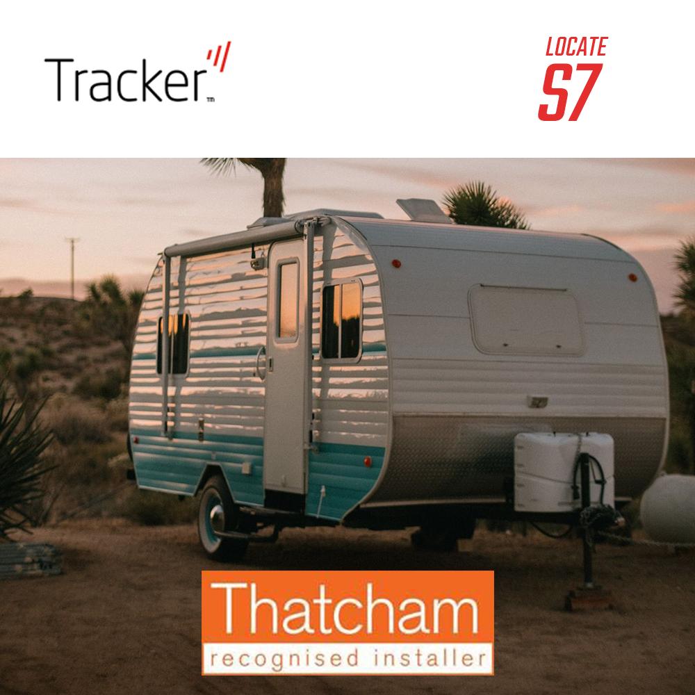 Tracker Locate S7 Caravan
