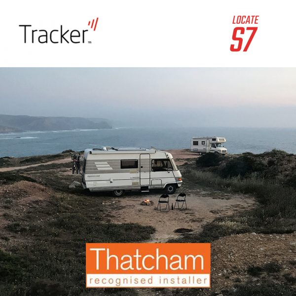 Tracker Locate S7 Motorhome Tracker