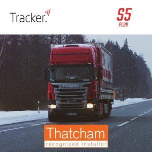 Tracker S5 Plus Lorry Van Tracker