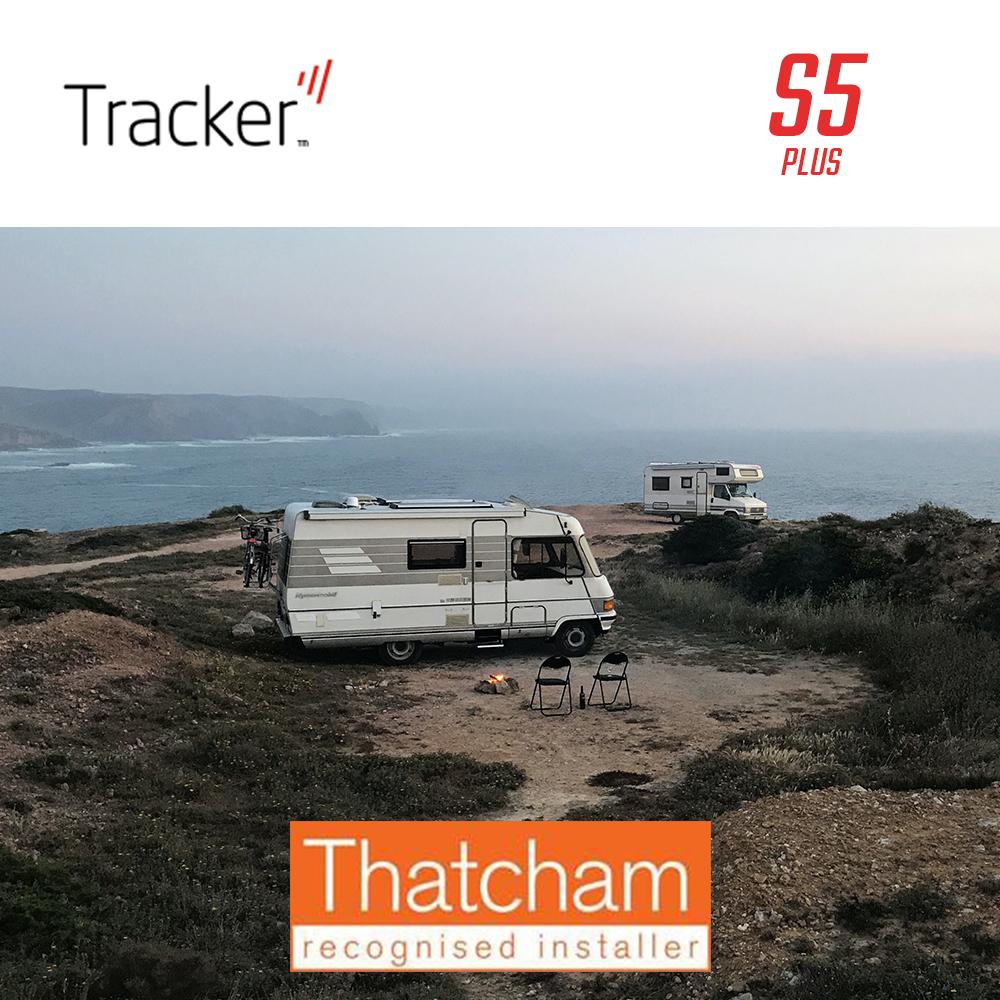 Tracker S5 Plus Motorhome Tracker