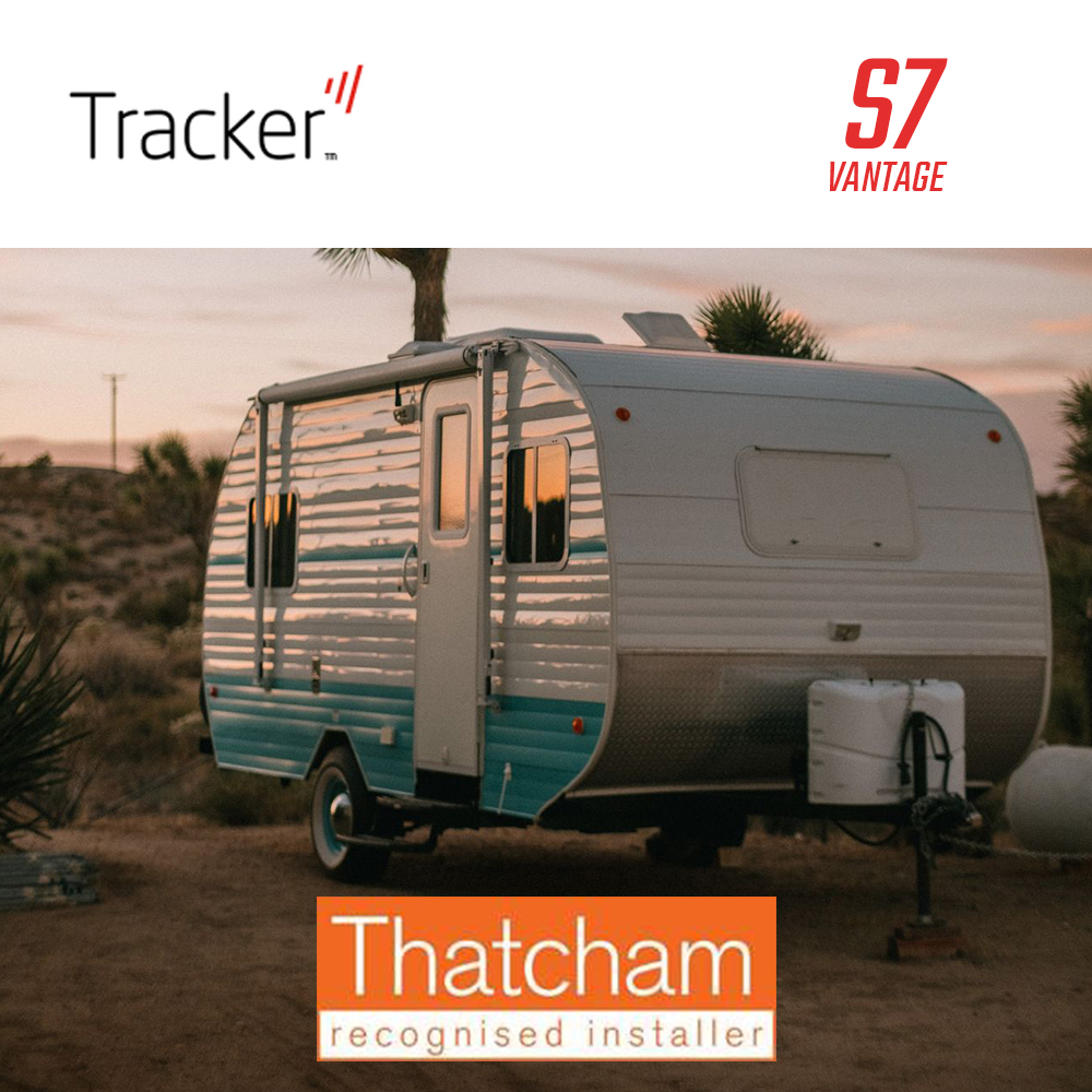 Tracker S7 Vantage Caravan Tracker