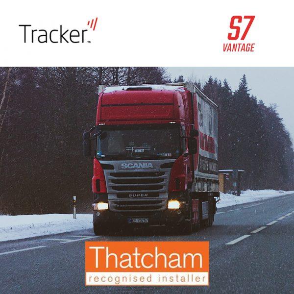 Tracker S7 Vantage Lorry Van Tracker