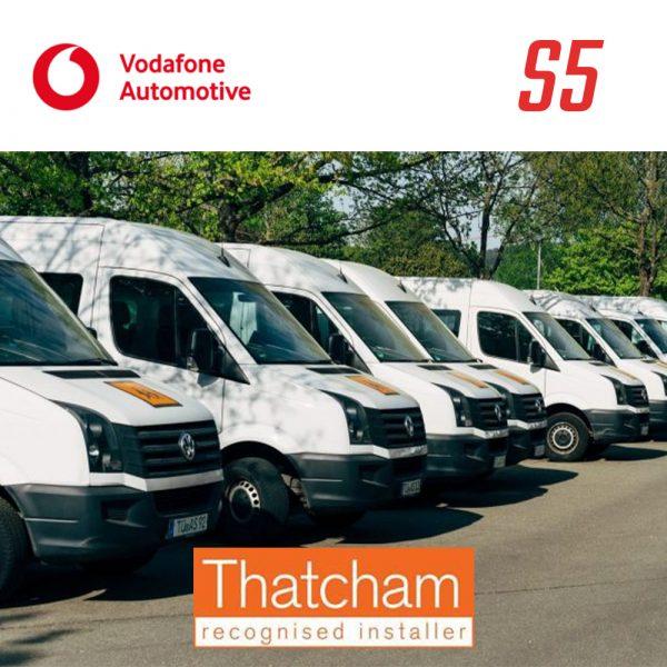 Vodafone S5 Lorry Van Tracker