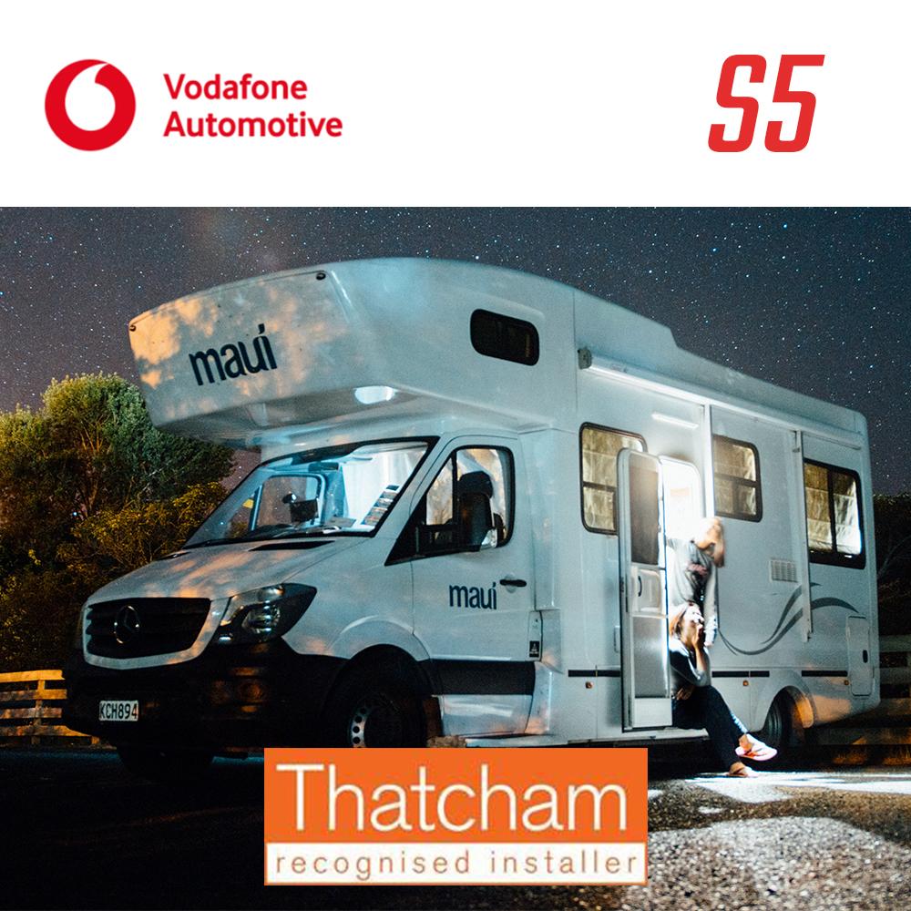 Vodafone S5 Motorhome