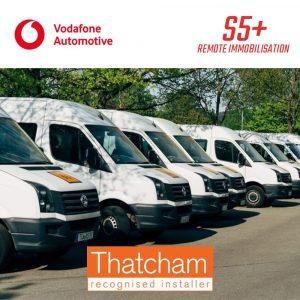 Vodafone S5+ Remote Immobilisation Vans Lorry Tracker