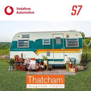Vodafone S7 Caravan Tracker