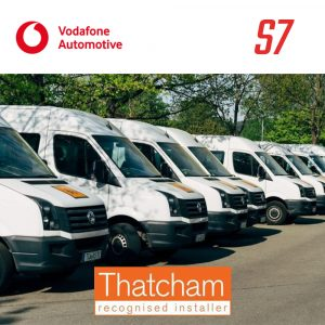 Vodafone S7 Lorry Van Tracker