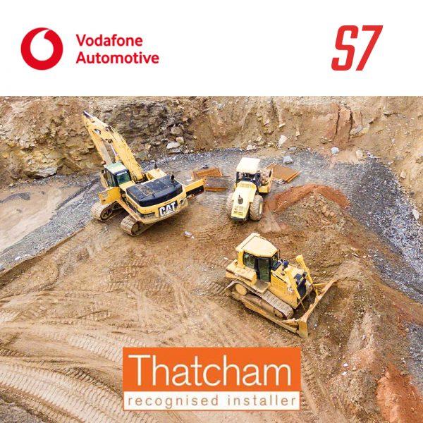 Vodafone S7 Plant Machinery Tracker