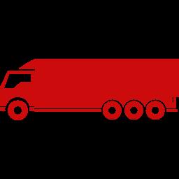 HGV truck icon