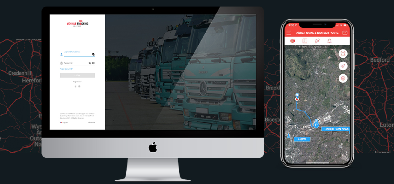 Mac and iphone fleet tracking software